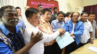 Former Jawi assemblyman quits DAP, joins PAP