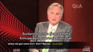 Richard Dawkins ve Kardinal Pell  Ateizm ve Katolik Kilisesi
