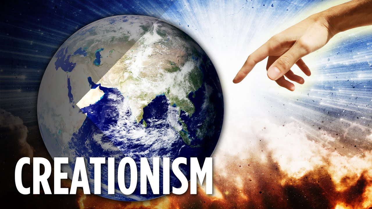 a look at the views and beliefs of creationists Four christian views but believes that god does not actively intervene in his creation deists generally reject belief in to reject this is to refuse to look.