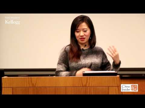 Kellogg China Insider Forum - Keynote Speech Jing Tan (Maggie)
