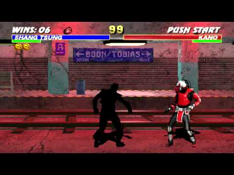 how to play as noob saibot in umk3