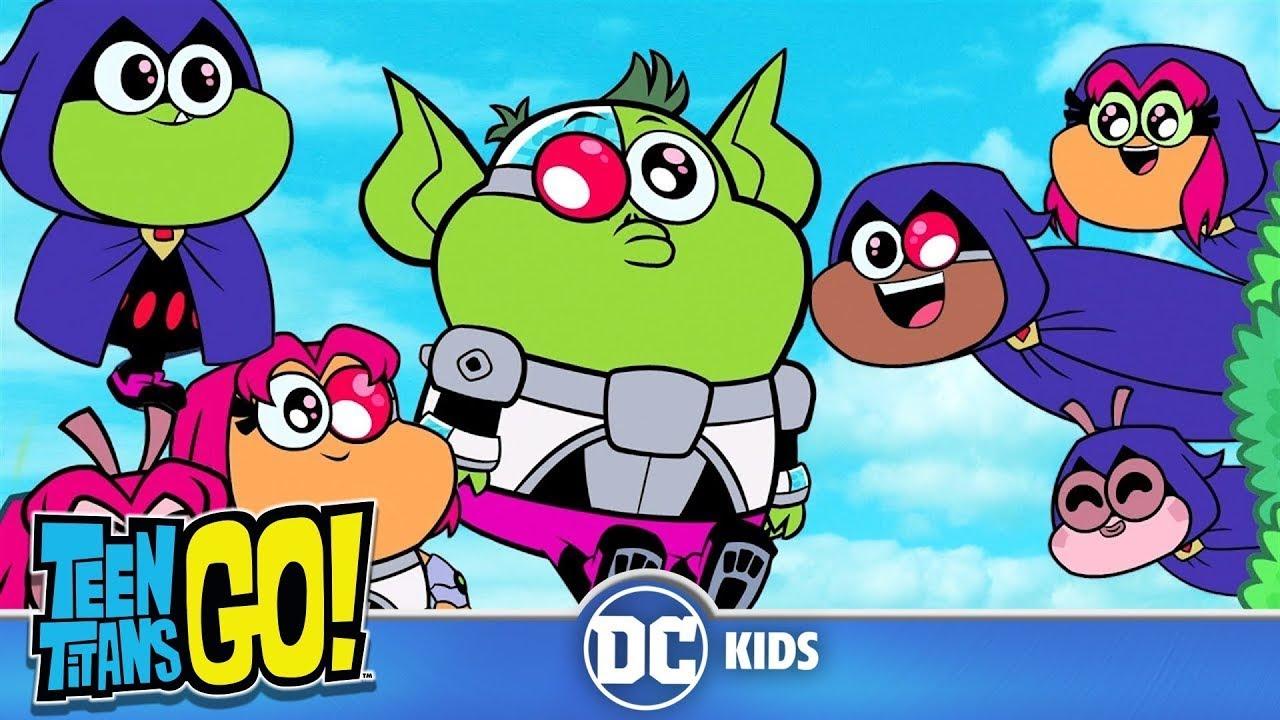 Download Teen Titans Go! en Latino   Día de la amistad   DC Kids