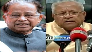 Assam CM Tarun Gogoi Writes To President To Sack Assam Governor