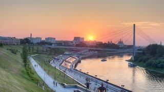 Тюмень - первый русский город Сибири. Фильм о городе.