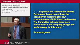 The Canadian Oil Sands: Economic Saviour or Environmental Disaster? (full presentation)