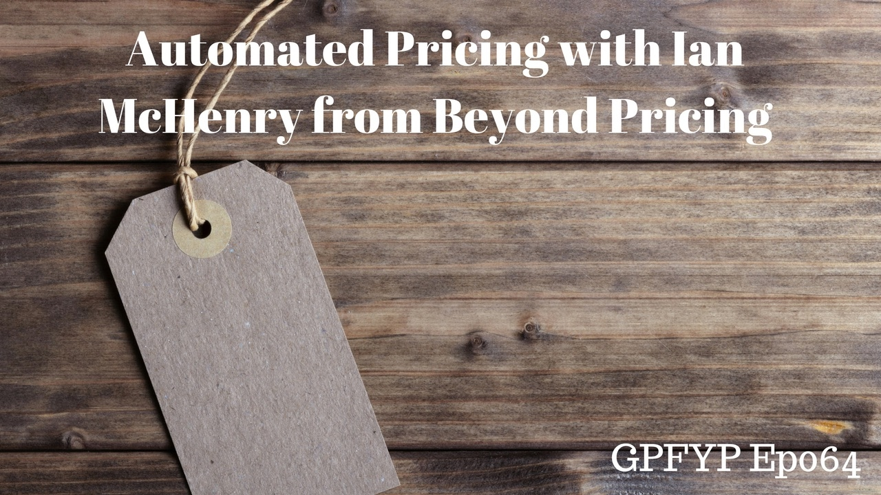 Airbnb Hosting EP 64 Automated Pricing with Ian McHenry from Beyond Pricing