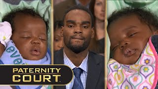 Man Says Mother is Desperate To Be With Him (Full Episode)   Paternity Court