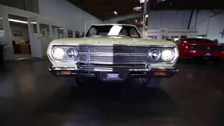 1965 Chevorlet Chevelle Malibu Super Sport