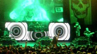 Mayhem 2010- Rob Zombie- Scum of the earth/Living dead girl