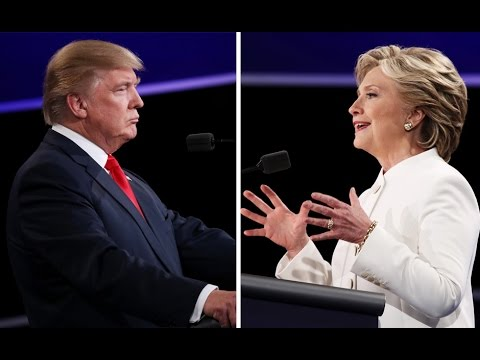 CBC News Special: Final Trump-Clinton presidential debate
