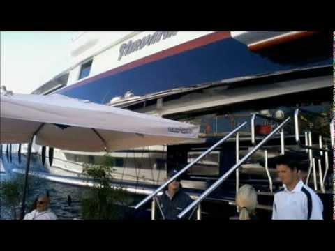 Monaco Yacht Show 2012 - inside 30 Min - energy efficiency