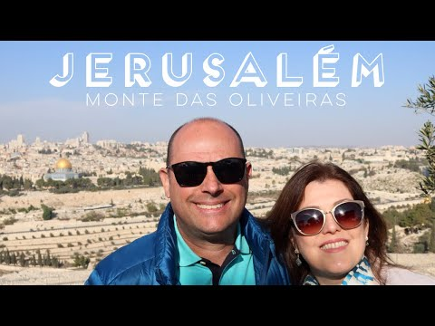 Jerusalém e o Sacrifício da Aliança Eterna - Pr. Lôbo (Jerusalém, Israel)