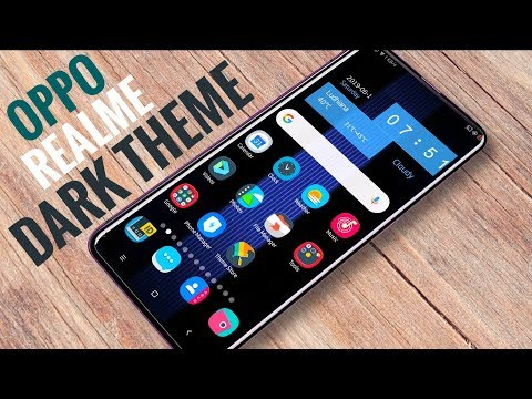 Oppo & Realme Dark Theme - Technology Master