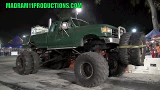 COWBOYS TRUCKS GONE WILD TUG OF WAR PARTY