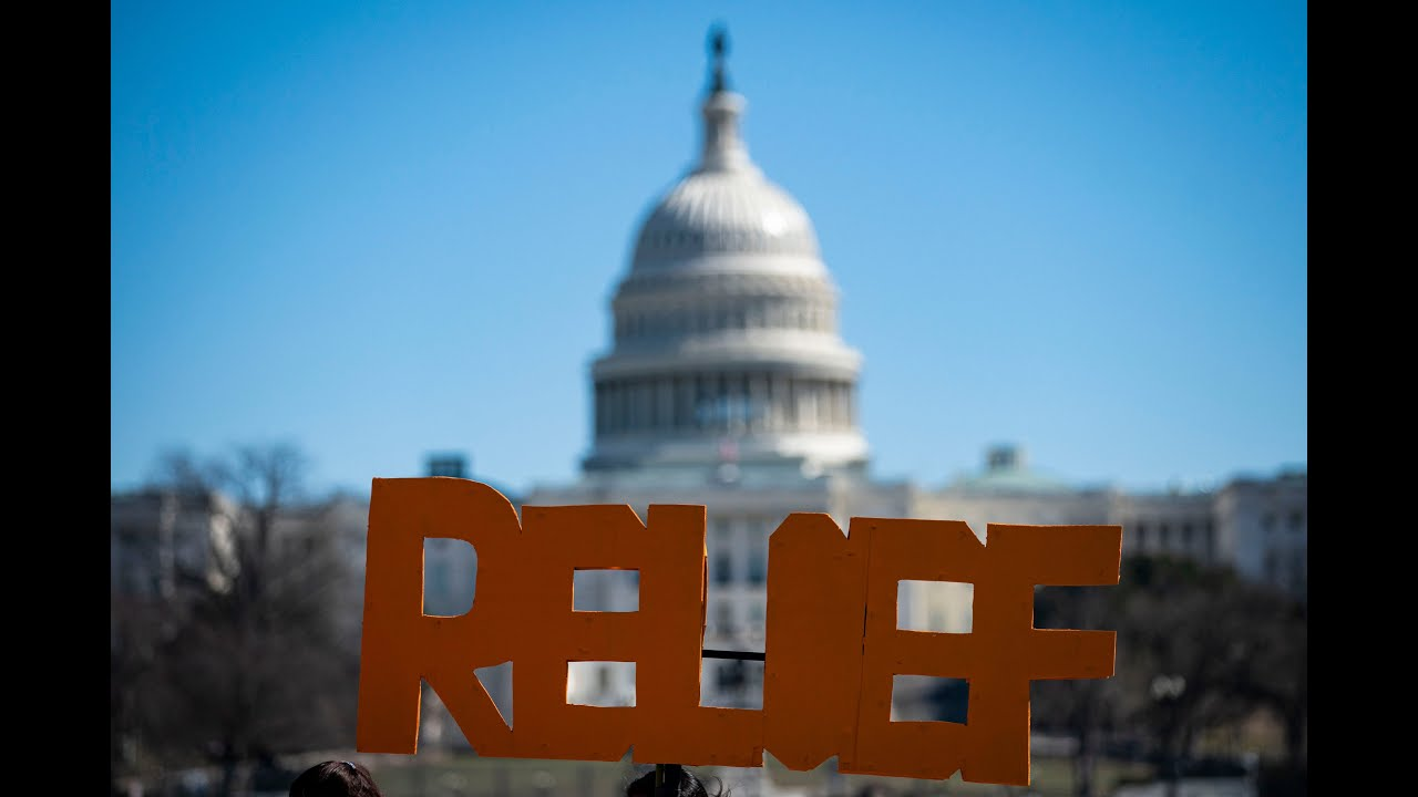 The stimulus bill has passed in the House, where does it go next? | USA TODAY