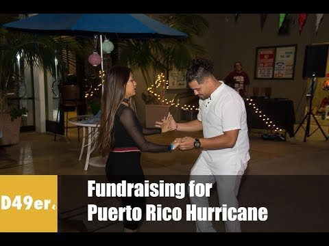 Students host fundraising for Puerto Rico Hurricane