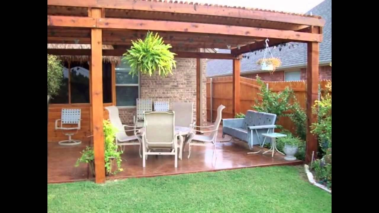 Backyard Patio Ideas Backyard Patio Ideas For Small Spaces