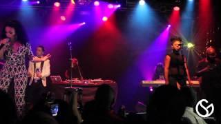 Elle Varner- Refill (LIVE)