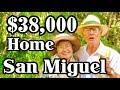 $38,000 HOME San Miguel de Allende: Ex Pats RETIREMENT lifestyle Mexico.