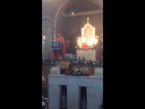 Проповедь армянского священника Тер Киракоса в Самаре