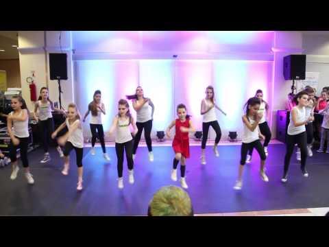 DJ Dale by ChikaZ Kids (Dancing steps, 22.03 - Tower) HD