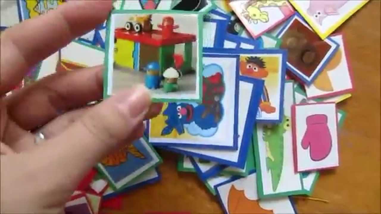 Cómo hacer tarjetas educativas (Flash Cards) - YouTube