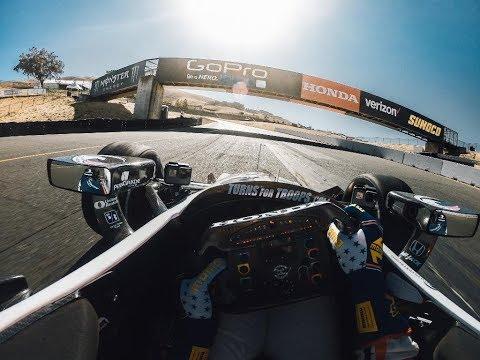 IndyCar VISOR CAM : Lap Around Every Track