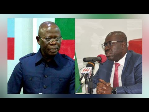 THE STRUGGLE FOR GOVERNORSHIP TICKET OF APC IN EDO STATE HAS TAKEN  NEW DIMENSION..HEAR IT ALL