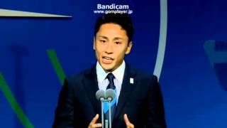 【2020年東京オリンピック】太田雄貴プレゼンテーション thumbnail