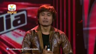 The Voice Cambodia - កែវ បុនធា - មានសង្សារដូចអត់សង្សារ - 31 Aug 2014