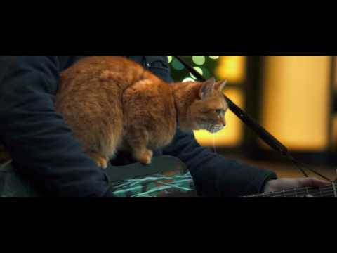 A Street Cat Named Bob - Silent Night Clip - At Cinemas Now