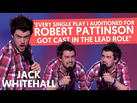 Jack Whitehall Has A MAJOR Problem With Robert Pattinson!!  Live at the Apollo