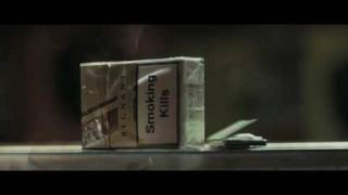 Rocknrolla russian - Рокенрольщик - отрывок про сигареты