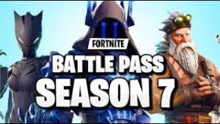 FORTNITE LET'S BUY THE SEASON PASS - AN INTERESTING START
