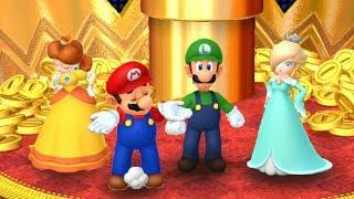 Mario Party 10 Coin Challenge - Luigi vs Mario vs Daisy vs Rosalina | GreenSpot