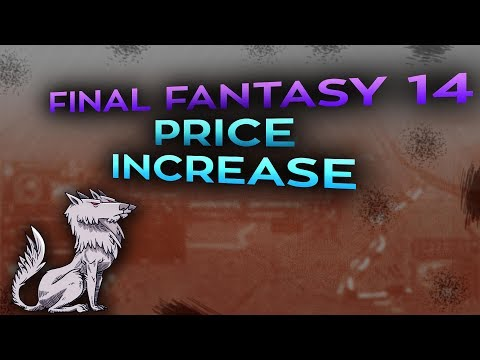 Final Fantasy 14 Online Price Increase