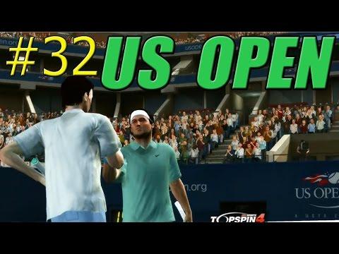 TOP SPIN 4 | David Ferrer | #32 ABRIENDO EL US OPEN