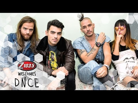 PIna interviews DNCE!