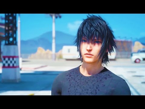 Final Fantasy 15 - 60+ Minutes of AWESOME Gameplay