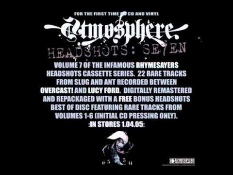 Atmosphere Feat Mr. Gene Poole - Tracksmart (Instrumental Loop)