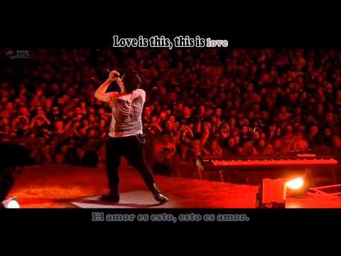THE SCRIPT This = Love (Live) SUB Español Inglés