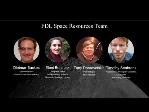 2017 FDL Talk - Team 3: Space Resources: Lunar Water & Volatiles (SETI Talks 2017)