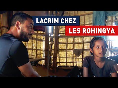 Youtube: Lacrim chez les Rohingya – CLIQUE TV