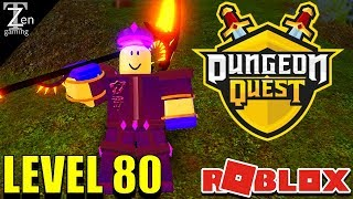 DUNGEON QUEST DEFEATING THE UNDERWORLD BOSS!! (Demon Lord Azrallik) | Roblox EP16