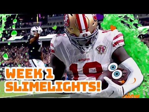 NFL Week 1 Slimelights!