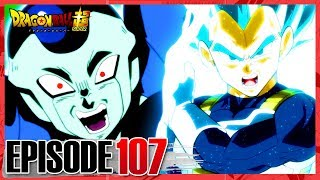 LES SURPRISES CONTINUENT : JIREN ET FROST ATTAQUENT ! ANALYSE DRAGON BALL SUPER 107 - DBREVIEW