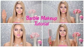 Barbie Makeup Tutorial l Christen Dominique