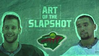 Wild Instructional: Art of the Slap Shot