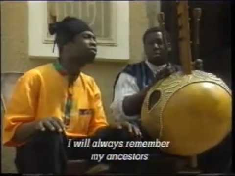 Youssou n'Dour - africa remember acoustic