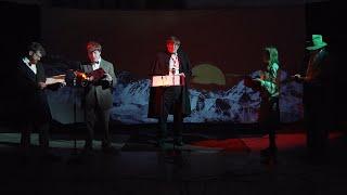 """Theatre of Dare presents the Mercury Radio Theatre's """"DRACULA"""" & """"DRACULESCU"""""""
